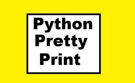 Python标准库笔记(8) — pprint模块