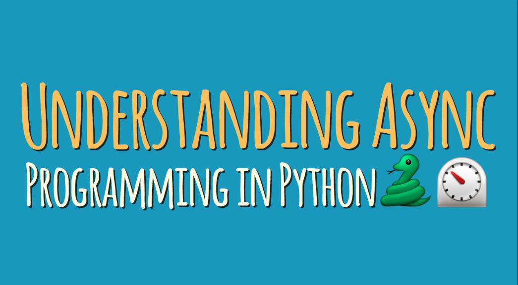 Python异步Web编程